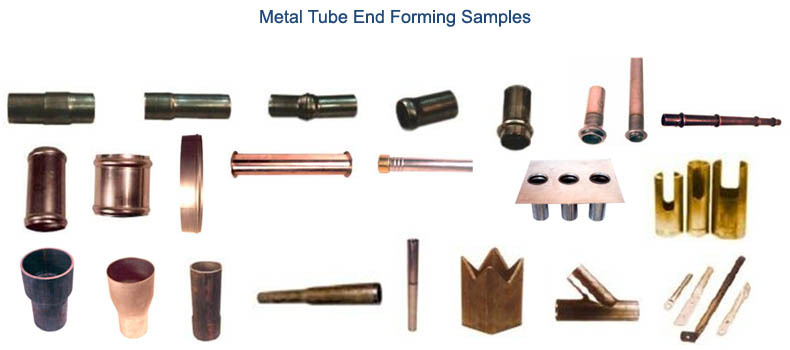 Tube End Forming